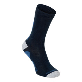 Craghoppers NosiLife Adventure Socks Herre Dark Navy/Soft Denim